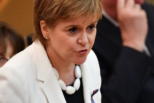 Nicola Sturgeon 'will not rest' until blue water health fears at Scots school fully investigated