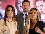 Katie Taylor to take on Christina Linardatou for WBO super-lightweight world title in November