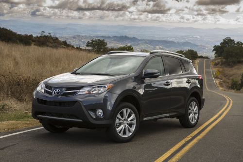 Nearly 1.9 million Toyota RAV4 SUVs are under investigation after reports of engines catching fire