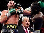 Tyson Fury's next fight will take place in the UK says promoter Bob Arum