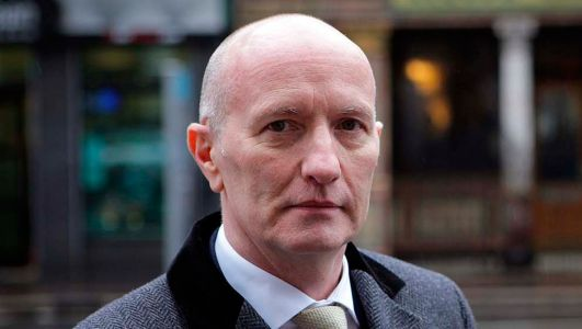 I support closing any bars that flout Covid rules, says hospitality chief Colin Neill