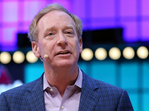 The president of Microsoft says it took its bid for the $10 billion JEDI cloud deal as an opportunity to improve its tech -and that's why it beat Amazon