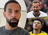 Rio Ferdinand tells Manchester United to splash £230m-plus on Harry Kane and Jadon Sancho