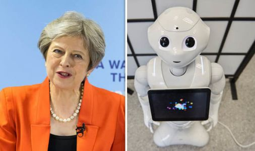 May vows to use ROBOTS to prevent or delay 22,000 cancer deaths