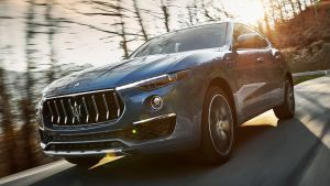 New 2021 Maserati Levante Hybrid arrives with 325bhp