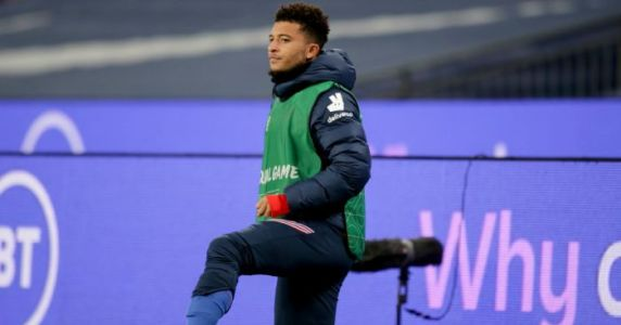 Jadon Sancho's head not 100% with Dortmund, claims German source