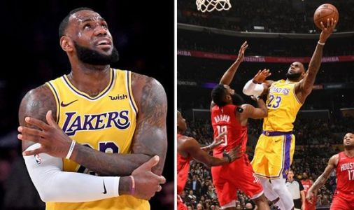 LeBron James: Lakers star issues playoff warning to team-mates following Rockets win
