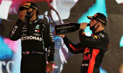 Lewis Hamilton told of 'disadvantage' against Max Verstappen amid Mercedes contract talks