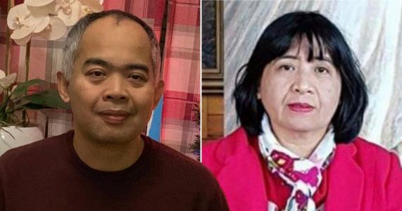 Tributes to two Filipino NHS colleagues who died on the same day