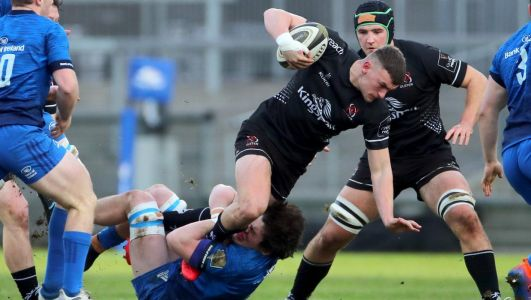 McCann leads by example as Sexton brace helps Ulster 'A' maintain unbeaten season with victory over Leinster