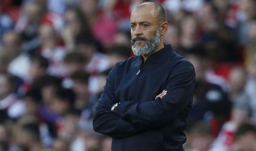 Tottenham boss Nuno makes grim admission and appears to blame players for Arsenal loss