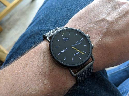The Skagen Falster 3 is the best Wear OS smartwatch, thanks to its minimalist Scandinavian style