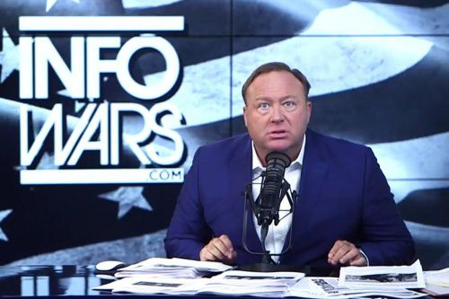 Alex Jones' Infowars app permanently banned from iPhone App Store