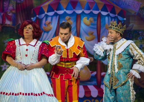 Theatre review:Jack And The Beanstalk, King's Theatre, Glasgow