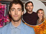Silicon Valley star Thomas Middleditch reveals swinging 'saved' his marriage to Mollie Gates