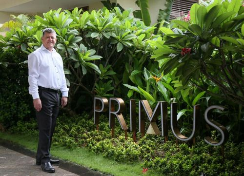 Primus Hotel Sanya Pleasant Bay appointed Mr. Johannes Dieter Geiger as General Manager