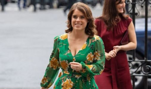 Princess Eugenie visits Westminster Abbey for a cause close to her heart