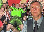 'Fergie threw a fork at Nicky Butt': The inside story of how Manchester United won Treble in 11 days