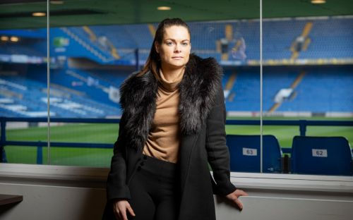 'It's like a lost part of you': Chelsea Women stalwart Claire Rafferty on the struggles of life after playing