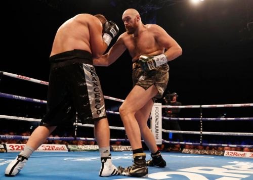 Tyson Fury vs Francesco Pianeta: Gypsy King sets up world title shot with Deontay Wilder after his points win win over the Italian