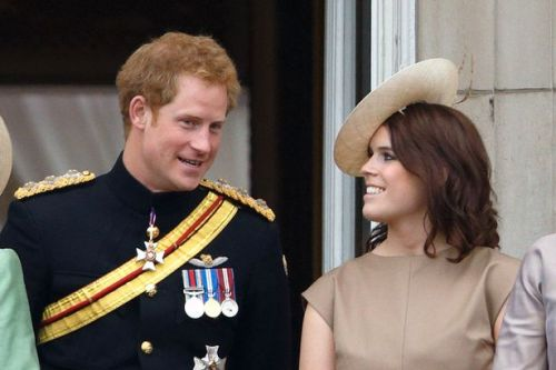 Princess Eugenie 'could be first royal' to meet Harry and Meghan's new daughter Lilibet