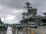 Sailor on USS Roosevelt is found unresponsive with coronavirus