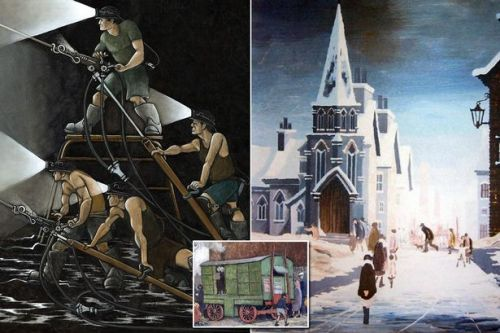 'Secret Lowrys' to have art displayed as working class painters get recognition