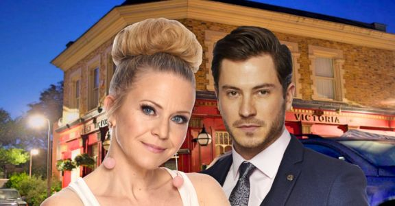 EastEnders spoilers: Linda Carter makes a shocking revelation to Gray Atkins