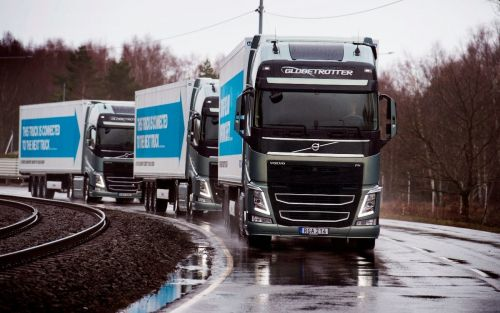 Robotrucks and digital technology to wipe out jobs and halve costs in transport industry