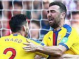 Arsenal 2-3 Crystal Palace: James McArthur hits winner as Palace secure surprise victory