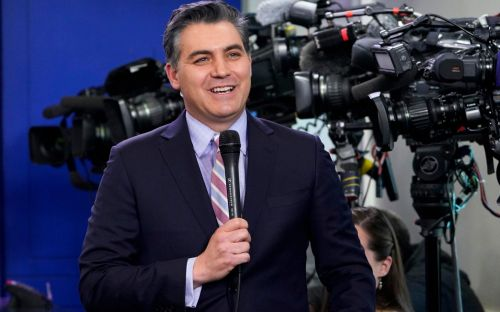 Judge tells White House to give CNN's Jim Acosta his pass back