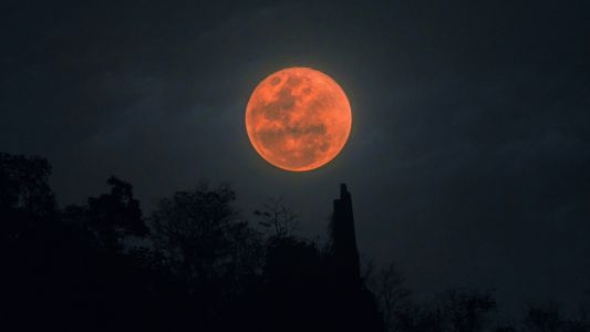 Super Blood Moon 2021: How to photograph this month's 'Flower Blood Moon'
