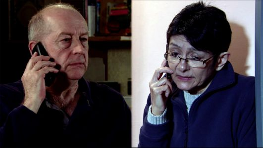 Coronation Street spoilers: Geoff Metcalfe saves Yasmeen Nazir - but what is the price?