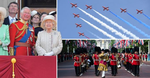 Queen's Trooping the Colour birthday parade 'won't go ahead in traditional form'