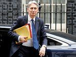 Chancellor manages to miss government borrowing target by £1.9bn despite 17 year low in the deficit