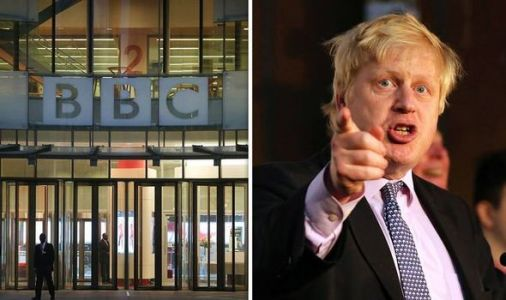 Boris Johnson savages BBC for removing free TV licenses for over-75s - 'Cough Up'