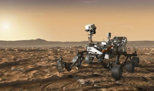 Life on Mars: NASA debuts Perseverance Rover alien detector - 'We're really excited'