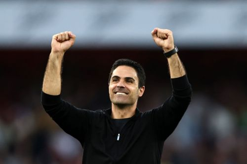 Mikel Arteta hails the leadership of two senior players in Arsenal win over Tottenham