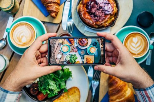 How to take professional-looking photographs of your cooking, by an expert - EXCLUSIVE