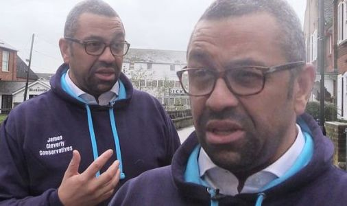 Tory James Cleverly 'picking up' lifelong Labour voters 'uncomfortable' with Corbyn