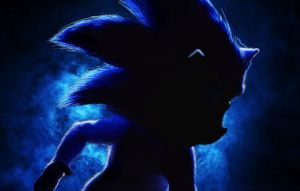First poster unveiled for new 'Sonic The Hedgehog' movie - and fans are divided