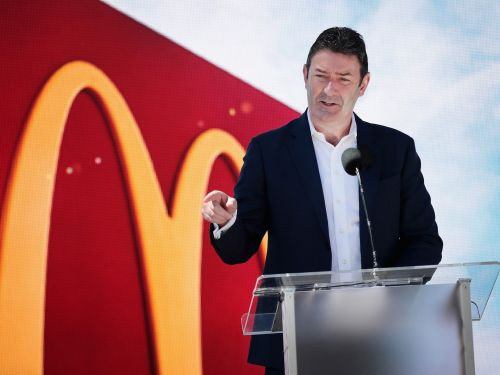 McDonald's former CEO exchanged sexually explicit photos and videos with 3 coworkers via his company email, a new lawsuit from the fast-food giant claims