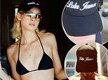 David and Victoria Beckham support future daughter-in-law Nicola Peltz by wearing Lola James caps