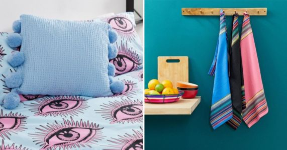 ASOS launches its first-ever homeware collection and it's surprisingly basic