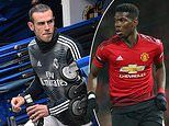 Real Madrid's plans to sign Paul Pogba or Christian Eriksen in jeopardy unless they can raise £134m