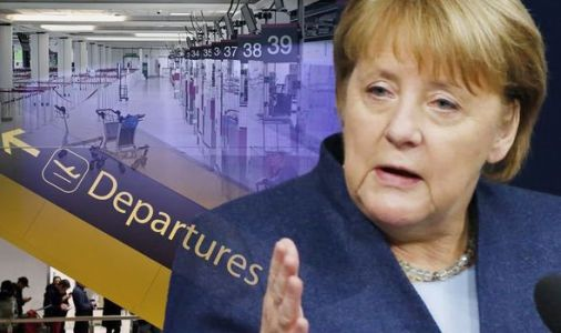 Angela Merkel to push EU-wide ban on UK travel to tackle 'British virus'