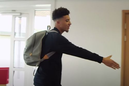 Jadon Sancho contract details and shirt number as Man Utd move nears completion