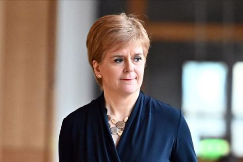 Nicola Sturgeon says Scots have 'right to choose own future' as MSPs urged to back indyref2 plan
