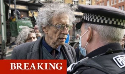 Jeremy Corbyn's brother Piers found GUILTY of breaching Covid rules at anti-lockdown rally