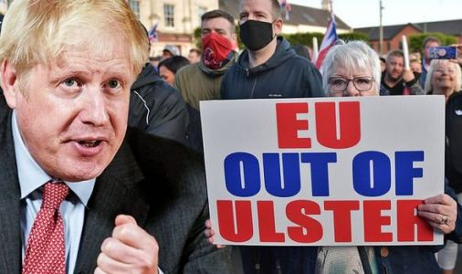 Sausage war just the start! UK still tied to almost 300 hated EU rules -Boris urged to act